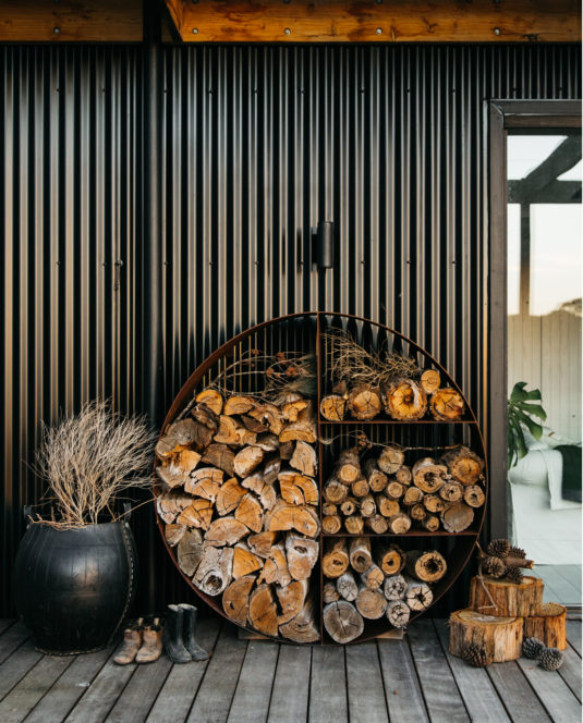 1500 Wood Stacker