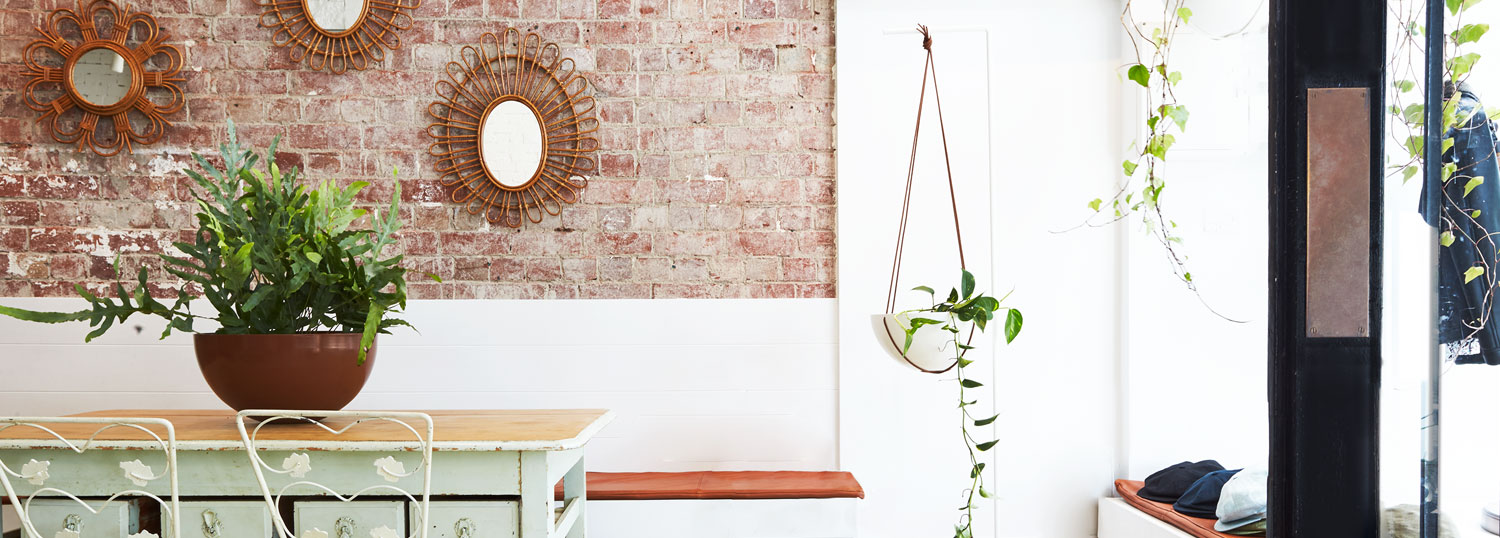 Hanging Planter Stand